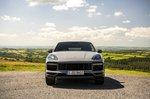 Porsche Cayenne Turbo GT 2021 front static