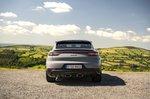 Porsche Cayenne Turbo GT 2021 rear static