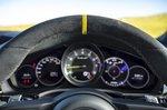 Porsche Cayenne Turbo GT 2021 interior driver display