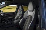 Porsche Cayenne Turbo GT 2021 interior front seats