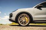 Porsche Cayenne Turbo GT 2021 front detail