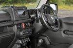 Suzuki Jimny LCV 2021 interior