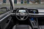 Volkswagen Golf Alltrack 2021 interior dashboard
