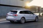 Volkswagen Golf Alltrack 2021 rear right tracking