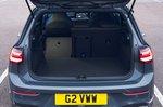 Volkswagen Golf GTE 2021 boot open