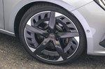 Cupra Leon Hatchback 2021 alloy wheel detail