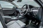 Skoda Superb iV 2021 interior front seats