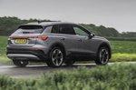 Audi Q4 e-tron 2021 rear right tracking