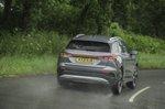 Audi Q4 e-tron 2021 rear cornering