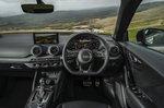 Audi SQ2 2021 interior dashboard