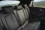 Audi SQ2 2021 interior rear seats