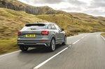 Audi SQ2 2021 rear right tracking