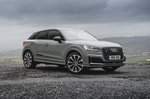 Audi SQ2 2021 front right static