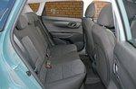2021 Hyundai Bayon rear seats