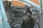 2021 Hyundai Bayon front seats