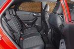 Ford Puma 2021 interior rear seats