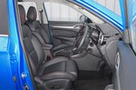 2021 MG ZS front seats