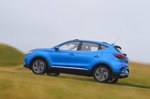 2021 MG ZS wide right panning