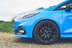 Ford Fiesta ST 2021 alloy wheel detail