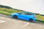 Ford Fiesta ST 2021 left tracking