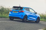 Ford Fiesta ST 2021 rear right tracking