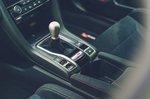 Honda Civic Type R Sport Line 2021 interior detail