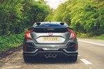 Honda Civic Type R Sport Line 2021 rear static