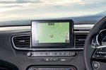 Kia ProCeed 2021 interior infotainment