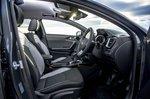 Kia ProCeed 2021 interior front seats