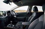 Kia XCeed 2021 interior front seats