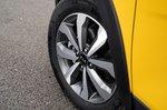 Kia Stonic 2021 alloy wheel detail