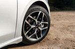Kia Ceed 2021 alloy wheel detail