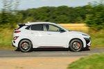 Hyundai Kona N 2021 right tracking