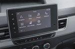 Renault Kangoo 2021 interior infotainment
