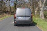 Renault Kangoo 2021 rear tracking