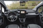 Renault Kangoo 2021 interior dashboard