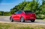 Volkswagen T-Roc 2021 rear cornering