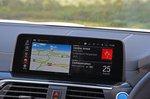 BMW iX3 2021 interior infotainment