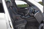 BMW iX3 2021 interior front seats