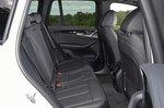 BMW iX3 2021 interior rear seats