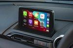 Mazda MX-5 2021 interior infotainment