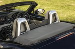 Mazda MX-5 2021 roof down detail