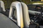 Mazda MX-5 2021 seat detail