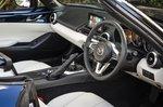 Mazda MX-5 2021 interior seats