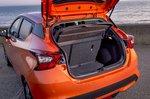 Nissan Micra 2021 boot open