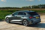 Audi A3 Sportback 2021 rear left static
