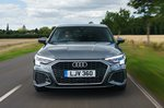 Audi A3 Sportback 2021 front tracking