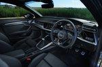 Audi A3 Sportback 2021 interior front seats