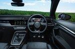 Audi A3 Sportback 2021 interior dashboard