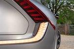 Kia EV6 2021 rear light detail